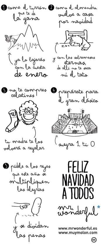 #Navidad #Mr.Wonderful