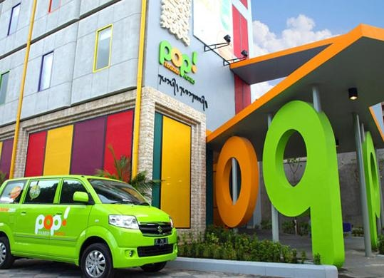 Exterior POP! Tugu Yogyakarta