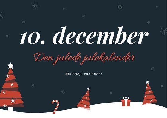 10. december: Top 5-liste bedste juleguf