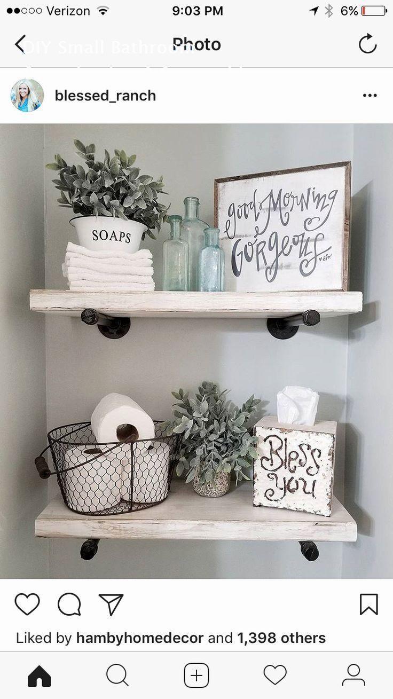 groß 27+ Beste Ideen für ein kleines Badezimmer, die es besonders machen