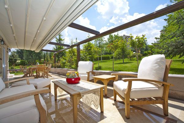 17 Best Ideas About Retractable Pergola On Pinterest