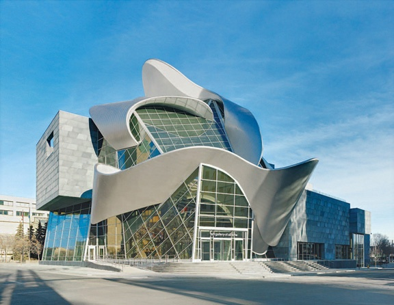 Pr Cultural Edmonton Art Gallery Of Alberta Randall Stout Architects In Association With HIP