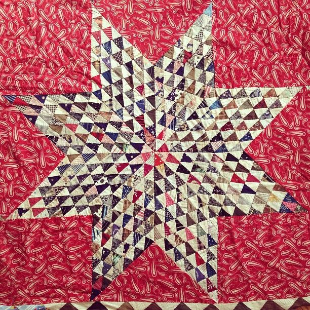 169 best Quilts images on Pinterest | Laundry baskets, Laundry ... : crazy star quilt pattern - Adamdwight.com