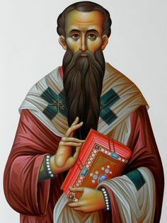 St. Basil the Great Whispers of an Immortalist: Icons of the Venerables 4