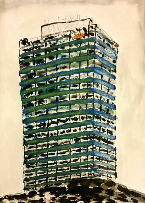 Rabobank toren zaandam