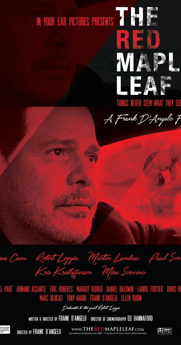 Find The Red Maple Leaf showtimes for local   www.theredmapleleaf.com  movie theaters.