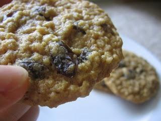 Quaker Vanishing Oatmeal Cookies | Bakingblonde's Weblog