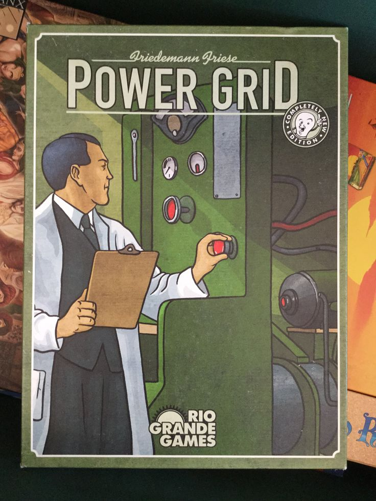 $22.000 - Power Grid