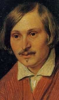 Nikolai Gogol   (1809 - 1852)    Category:  Russian Literature Born:  March 31, 1809  Sorochintsi, Ukraine, Russia Died:  February 21, 1852  Moscow, Russia