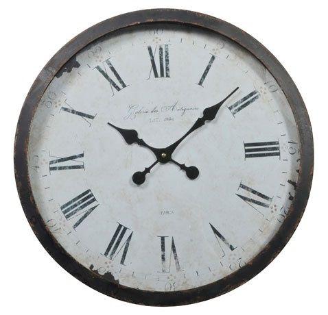 Klocka - Ø52 - Vintage Metall från Ib Laursen 795.00 kr - Fröken Fräken