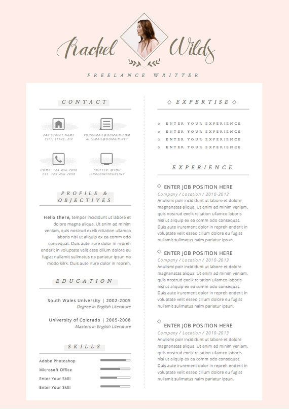 18 best images about Cv on Pinterest Creative, Business card - fashion design resume template