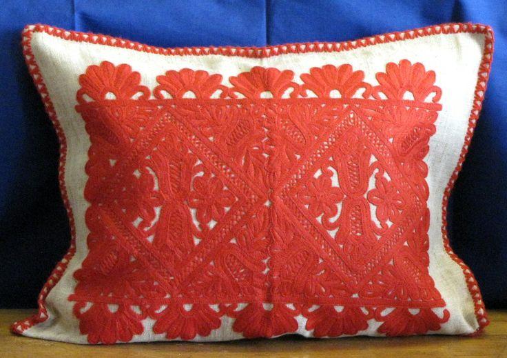 Pillow from Kalotaszeg.