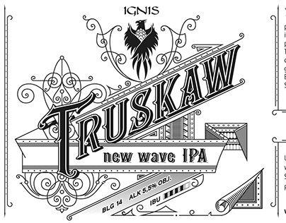 "Check out new work on my @Behance portfolio: ""Browar IGNIS - Handlettered Polish craft beer label."" http://be.net/gallery/55220705/Browar-IGNIS-Handlettered-Polish-craft-beer-label"