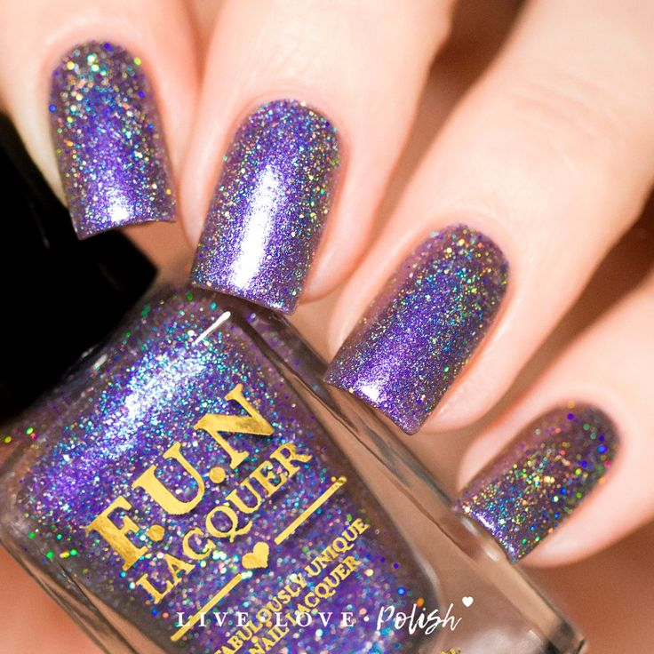 FUN Lacquer Siberian Squill (Spring 2016 Collection)