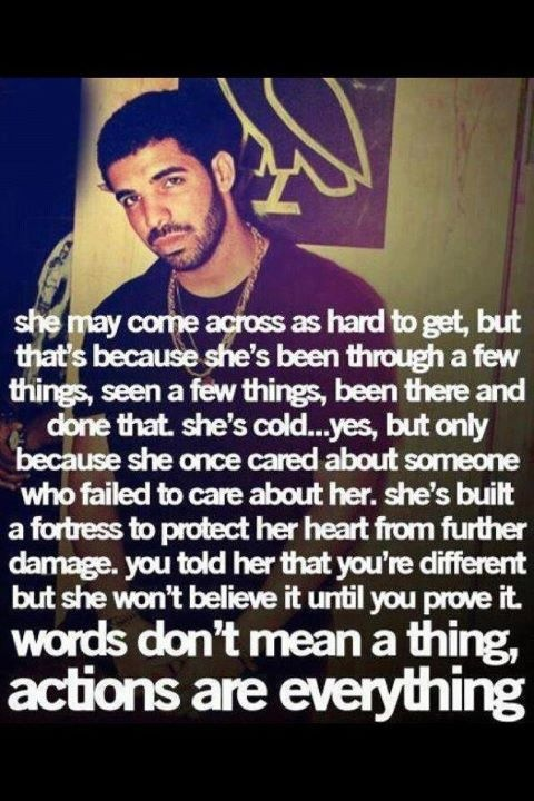 In love w/ this!This Man, Inspiration, Life, Drake Quotes, Action, True Words, Truths, Well Said, True Stories