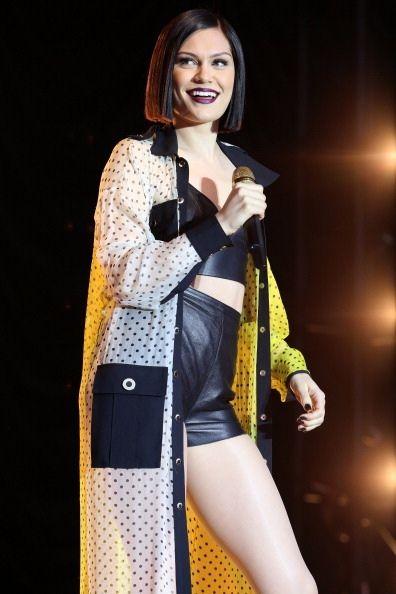 Jessie J at North East Live