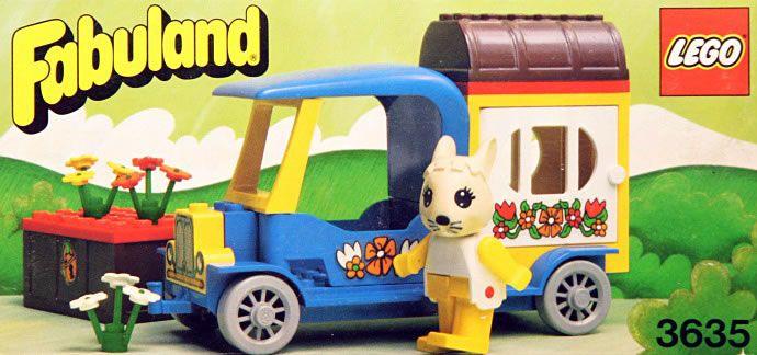 """Résultat de recherche d'images pour """"lego fabuland cottage"""""""