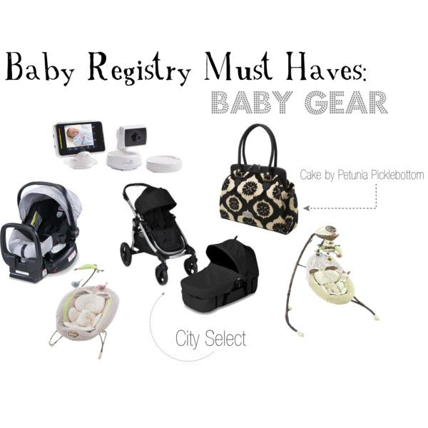 Baby Gift Must Haves : Baby registry gear must haves eva