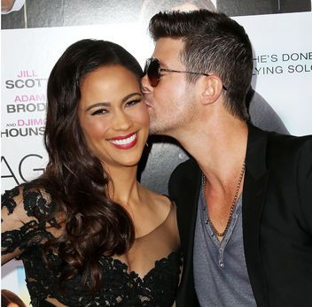 Robin Thicke and Paula Patton Separate :(