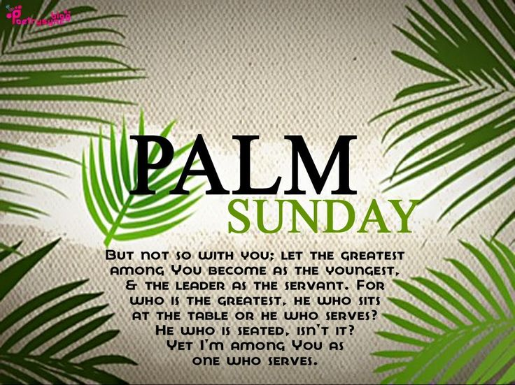 Palm Sunday Quotes #HolyWeek #HolyWeek2016 #GoodFriday #GoodFriday2016 #PalmSunday #PalmSunday2016 #HappyEaster #HappyEaster2016 #EasterSunday #EasterMonday