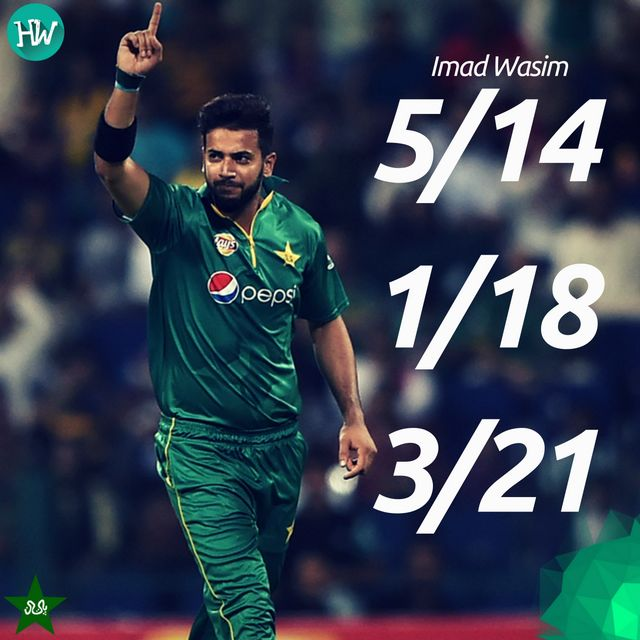 What a series he has had! No one deserves the Man of the Series award more than him. #PAKvWI #PAK #WI #cricket
