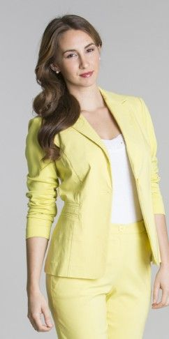 Jacket BCJ8157 available in black, key lime and white