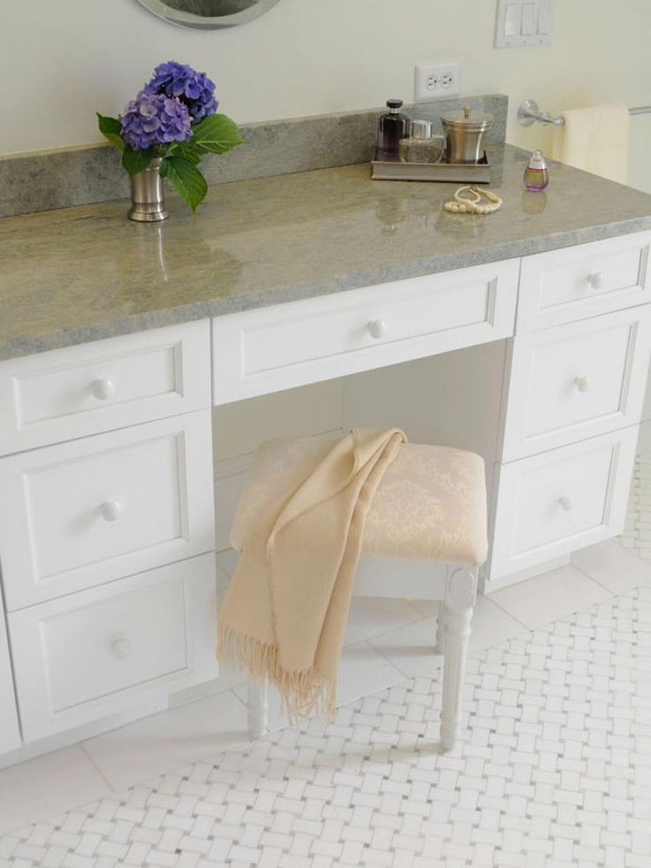Web Image Gallery Elegant and durable marble tile floors add classic flair to a bathroom us design Photos courtesy