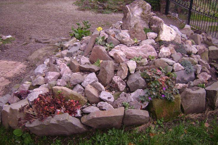 1000 idee n over rotstuin op pinterest vetplantentuin rotstuinontwerp en riviersteen - Amenager een rotstuin ...