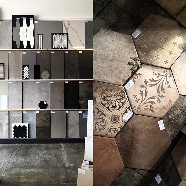 Nothing better than coming to work, when this is your desk #lovetiles #interiordesign #lovemyjob #ontrend #autumn