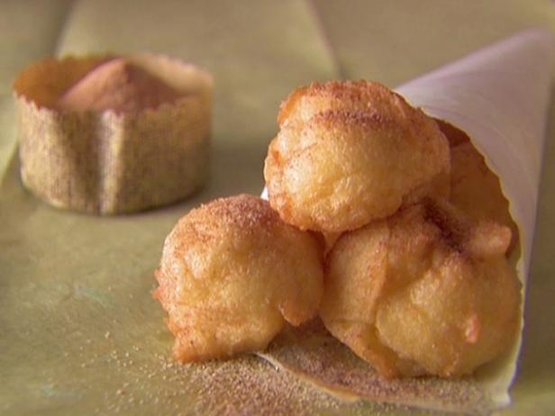 Get Zeppole Recipe from Food Network