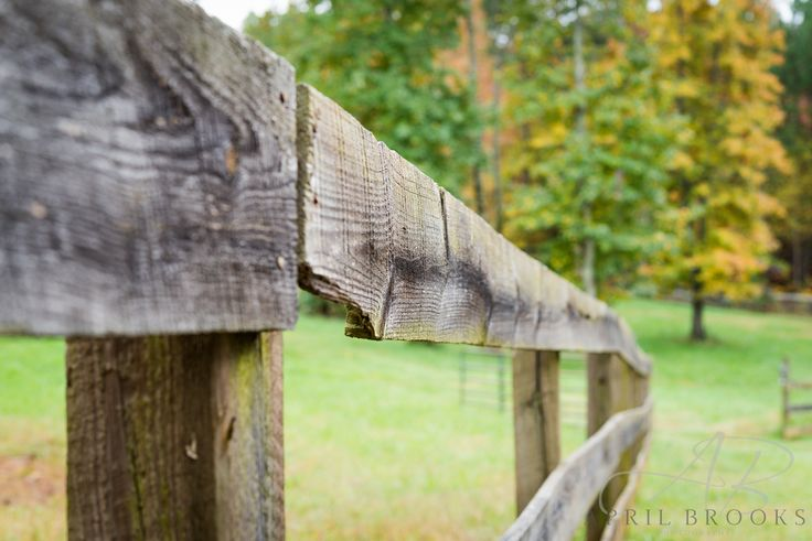 Rustic fence. ©April Brooks Photography, LLC https://www.flickr.com/photos/61393342@N07/