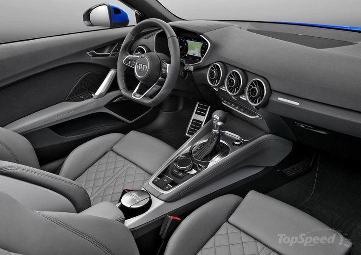 2016 Audi TT Roadster picture - doc569724