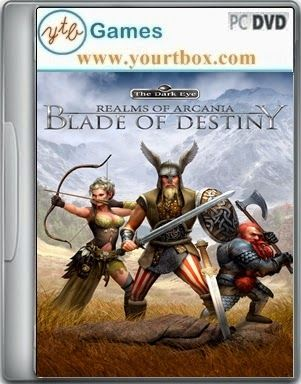 Realms Of Arkania Blade Of Destiny PC Game - FREE DOWNLOAD - Free Full Version PC Games and Softwares