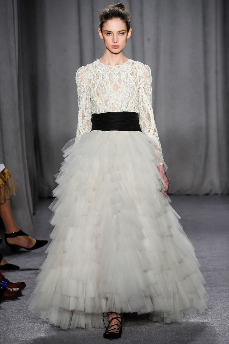 Marchesa Fall 2014 Ready to Wear Collection Photos   Vogue
