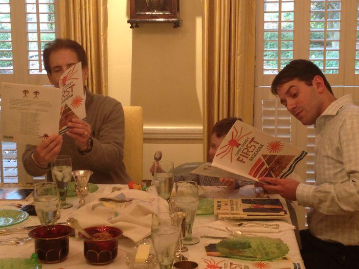 Kid-Friendly Passover Seder
