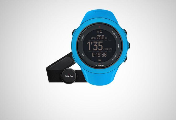 #Suunto Ambit3 Sport GPS HRM blue