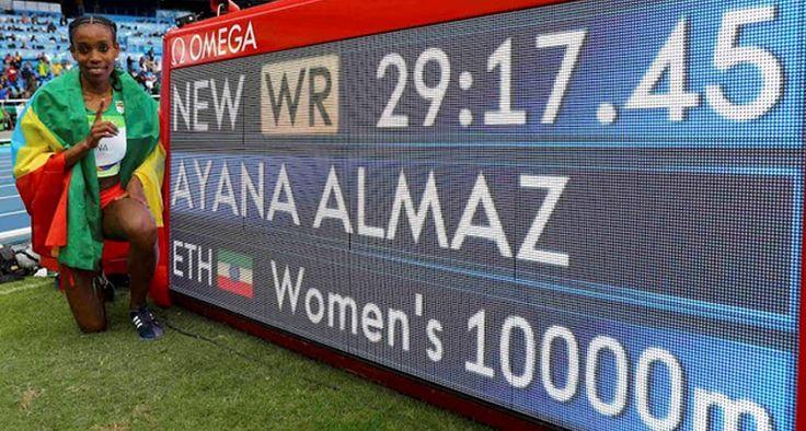 """""""Meu doping é Jesus"""" - responde recordista mundial e medalhista de ouro"""
