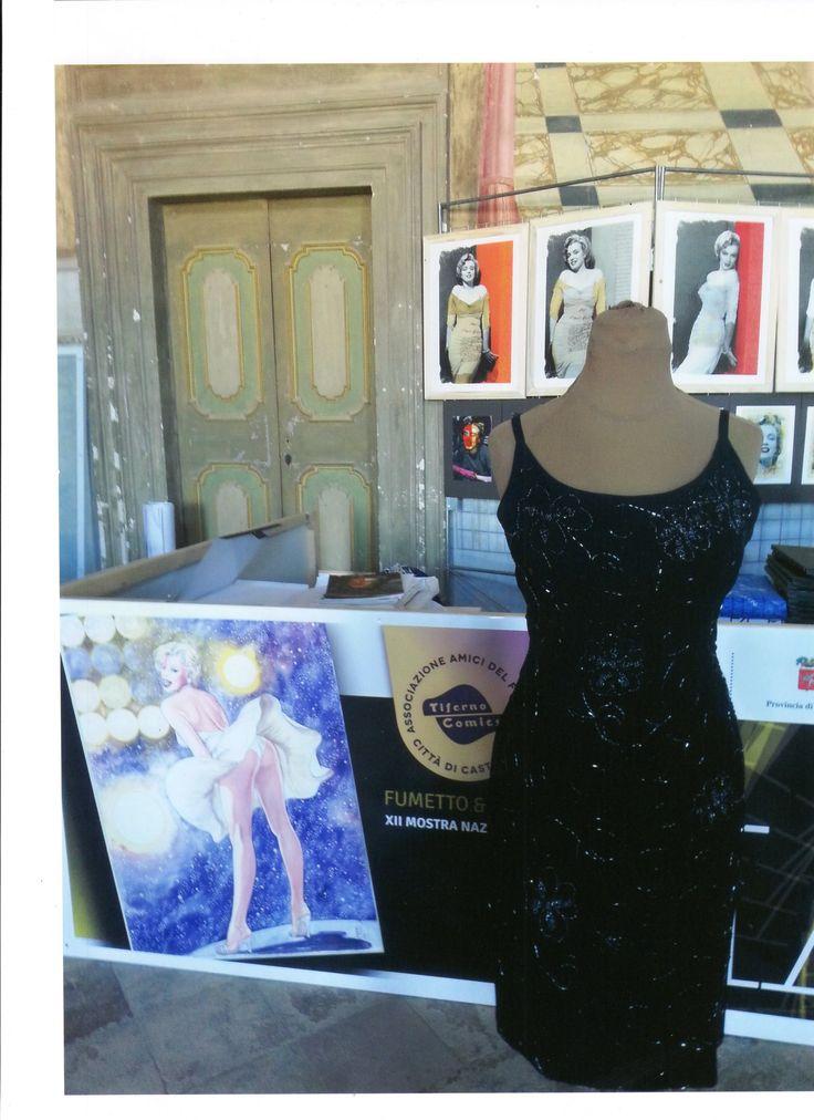 Vestito di Marilyn Monroe