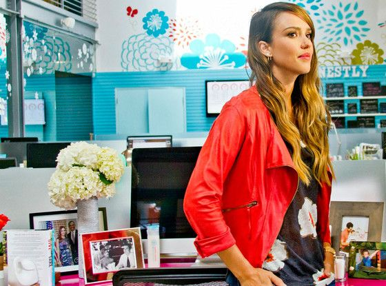 The Honest Company new office from actress and founder Jessica Alba / CB2