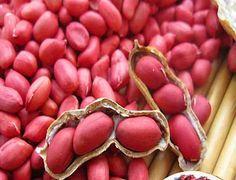 выращивание арахиса на огороде - семена