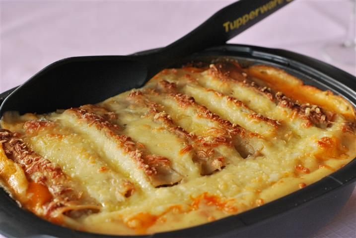 Cannelloni in de ultra pro