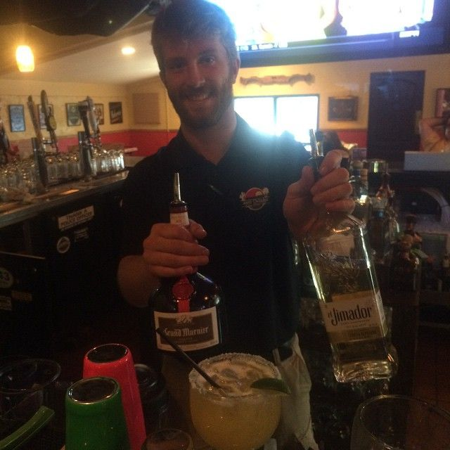 Your Cadillac Margarita is waiting for you at Aunt Chiladas!!