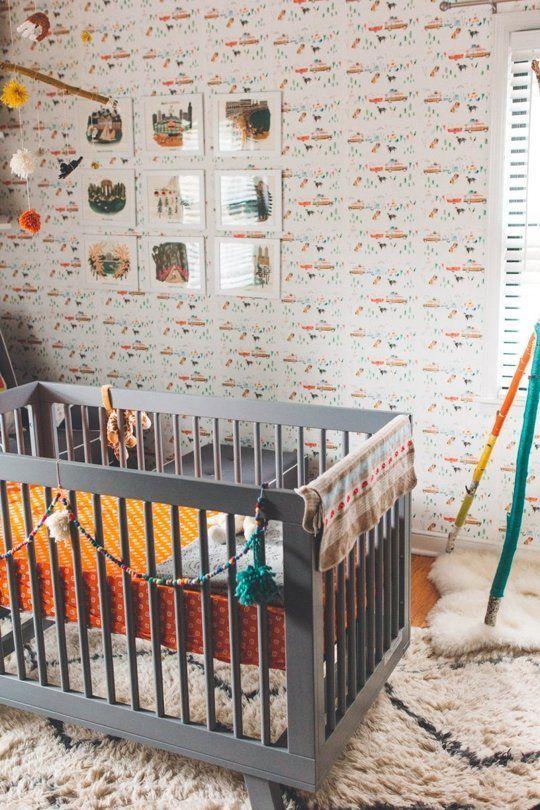 Winnie's Treasure Trove Nursery — My Room