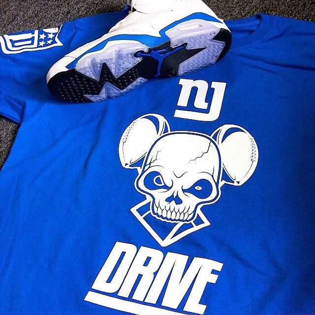 fd0f2e5cc875 ... Jordan 6 Sport Blue Cartel Tee Shirt. Match your Jordan Sport Blue 6 s.