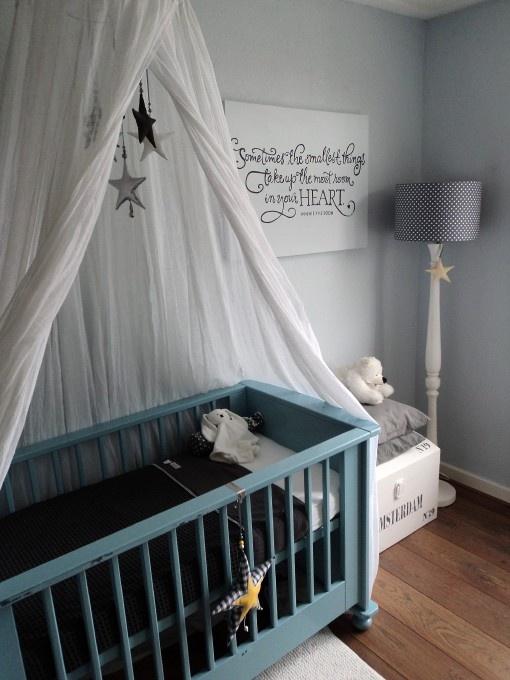 107 best babykamer jongen images on pinterest, Deco ideeën