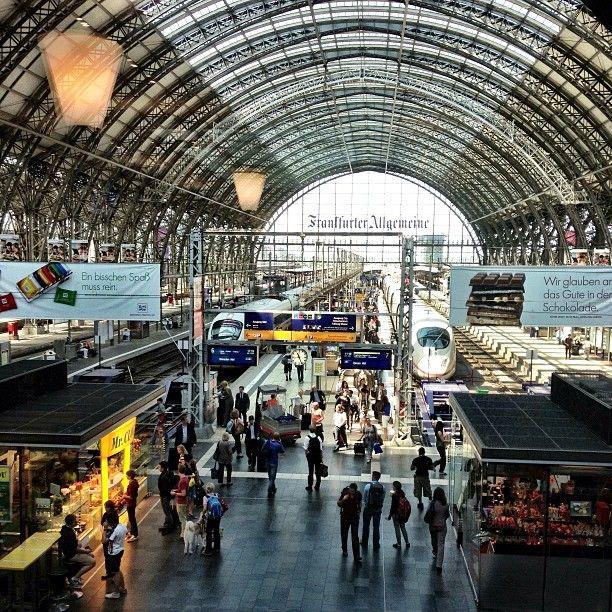 Frankfurt am Main Am Hauptbahnhof
