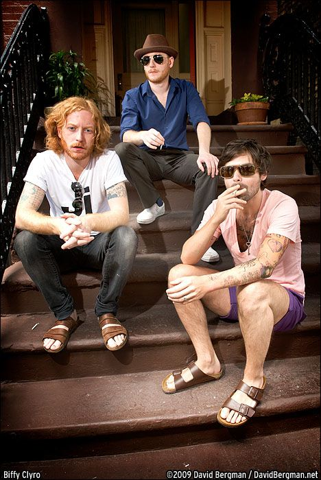 my life wouldn't be complete without Biffy Clyro