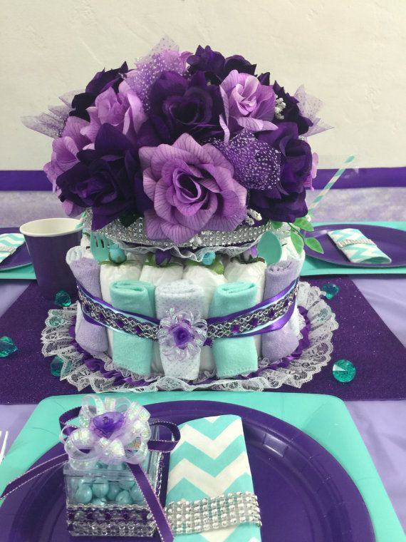 Hey, I found this really awesome Etsy listing at https://www.etsy.com/listing/256378211/platinum-purple-and-lavender-diaper-cake