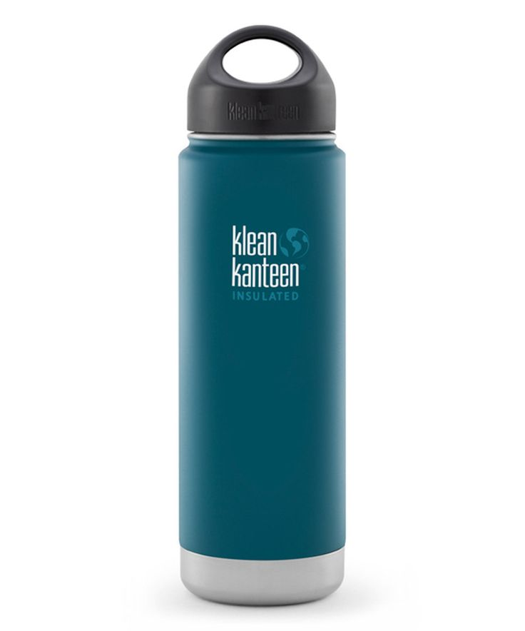 Another great find on #zulily! Neptune Blue Wide Classic 20-Oz. Water Bottle by Klean Kanteen #zulilyfinds
