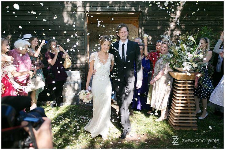 Louise & Johan Wedding 2013  Rockhaven Farm   Coordinator: Agape Wedding & Event Photos: ZaraZoo